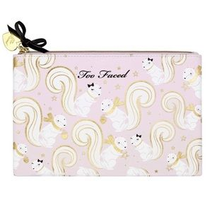 Too Faced Squirrel Makeup Bag
